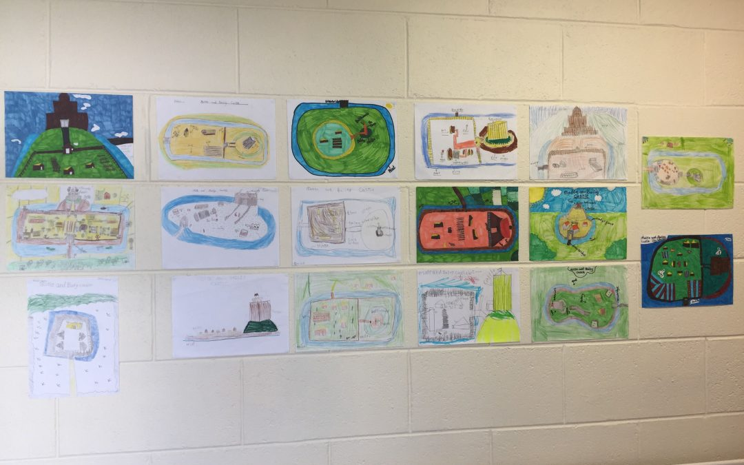 4th Class Artwork